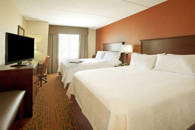 Hampton Inn & Suites Minneapolis - St. Paul Airport