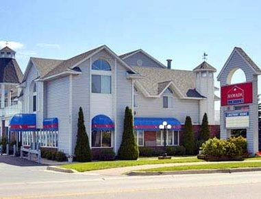 Ramada Mackinaw City Waterfront