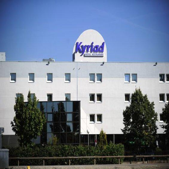 Kyriad Lyon - Aéroport Saint Exupéry