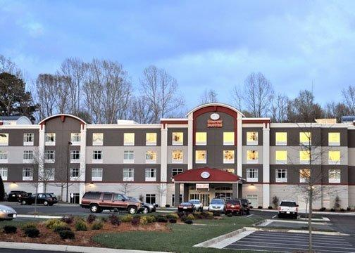 Comfort Suites Bypass
