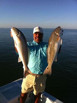 Capt. David Leal's Fishing Guide