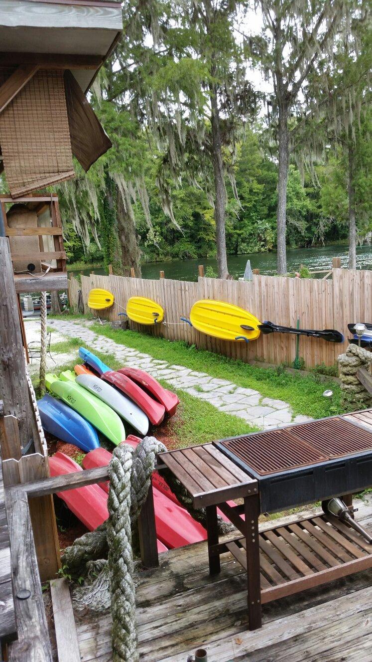 Rainbow Springs Lodging