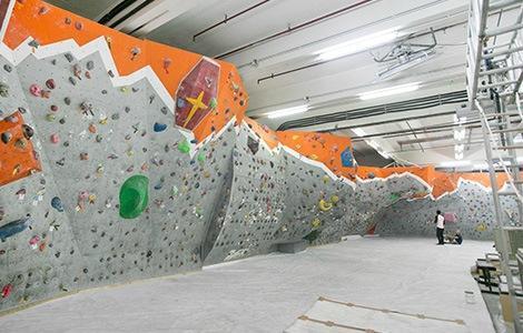 GoNature Climbing Gym