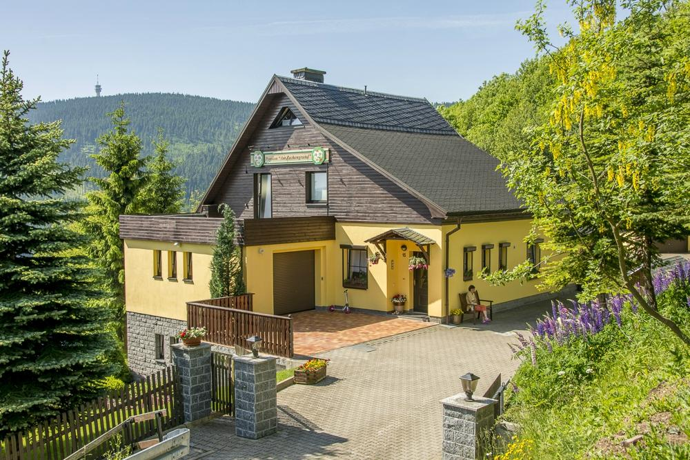 Oberwiesenthal Germany  City pictures : Pension Am Zechengrund Kurort Oberwiesenthal, Germany : B&B Reviews ...