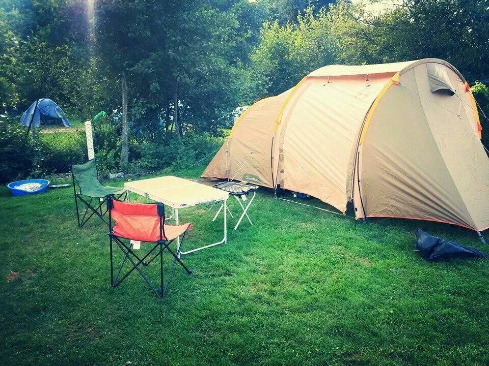 Camping Domaine de la Catiniere
