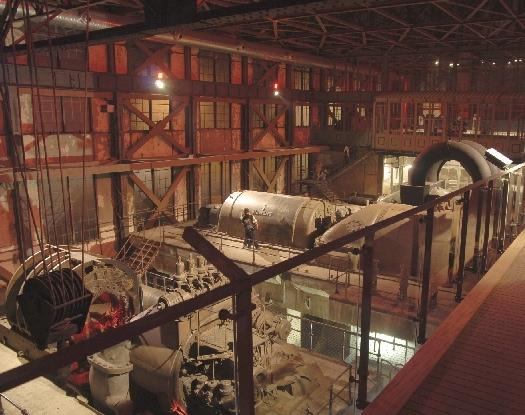 Santral Istanbul Energy Museum