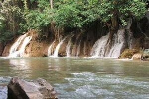 SuSa Waterfall