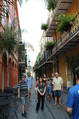New Orleans Legendary Walking Tours