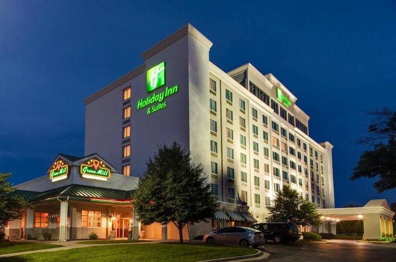 Holiday Inn Hotel Suites Overland Park West 107 1 5 2 Updated 2017 Prices Reviews Ks Tripadvisor