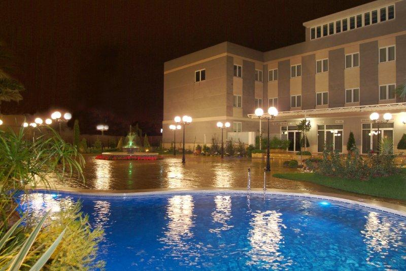 호텔 세르코텔 시스카르