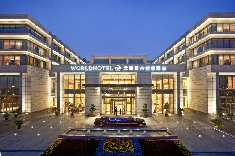 Worldhotel Grand Juna Wuxi
