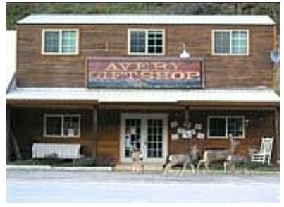 Avery Gift Shop