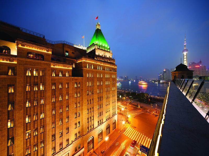 フェアモント ピース ホテル上海 (和平飯店)
