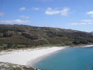 Playa de A Ermida