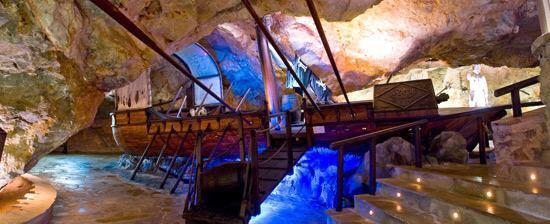 Cueva-Museo del Pirata Dragut