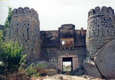 Koppal Fort