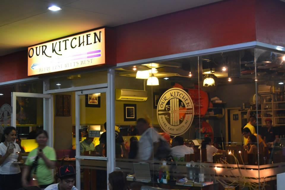 Our kitchen where east meets west meycauayan city for W kitchen cafe gandaria city