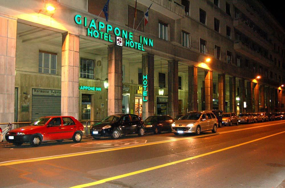 Giappone Inn Parking Hotel