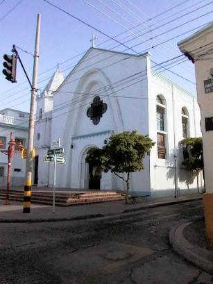 Catedral Nuestra Senora del Rosaio