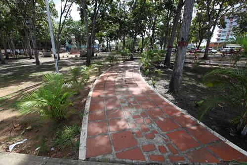 Plaza El Indio