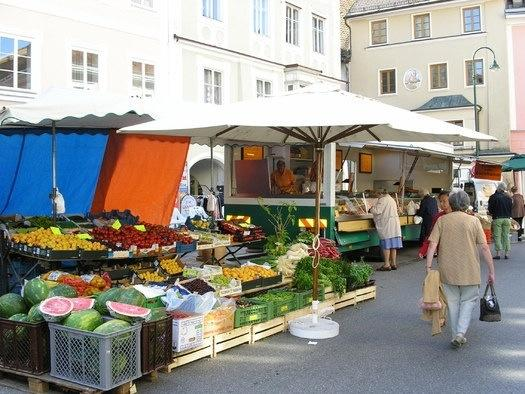 Braunauer Wochenmarkt