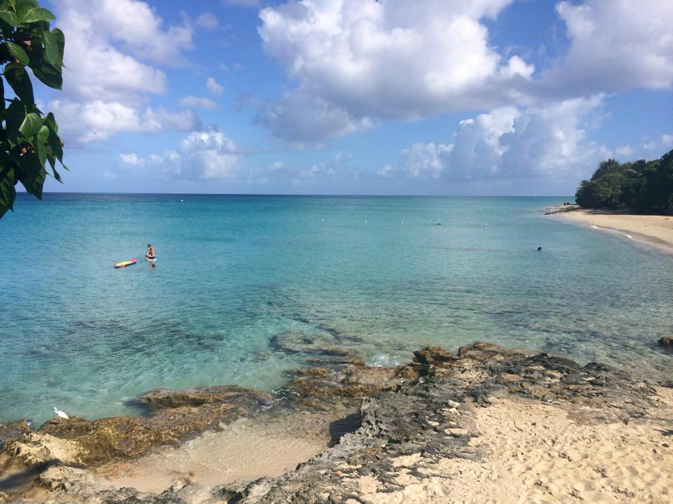 St Croix Virgin Island Karte