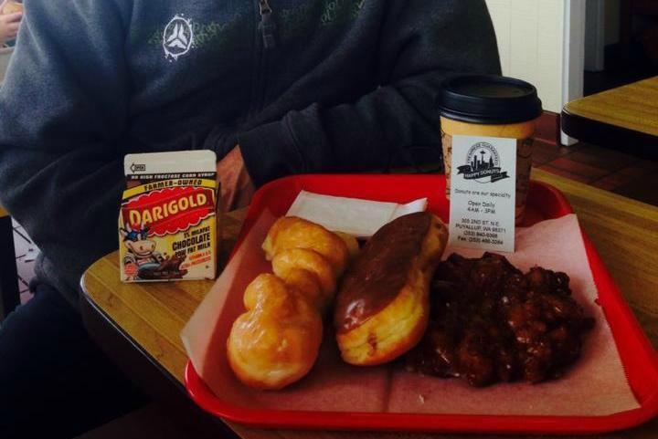 Hy Donut