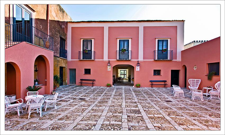 Country Trapani home