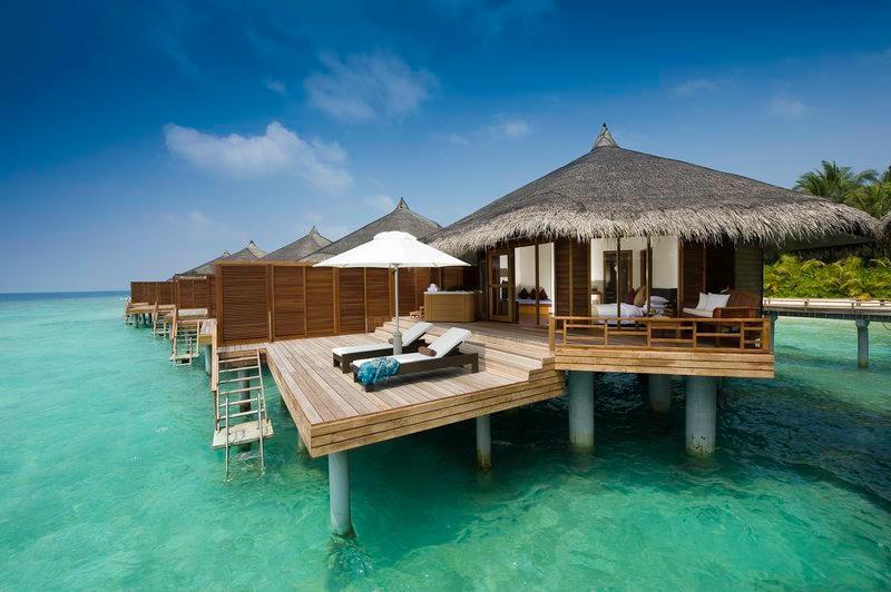 luxury villa maldives beach - photo #37