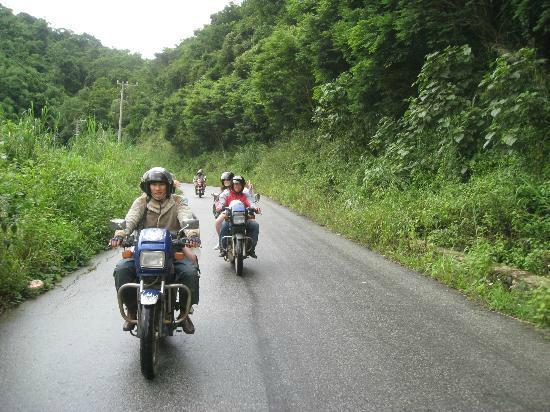 Vietnam Trail Rider
