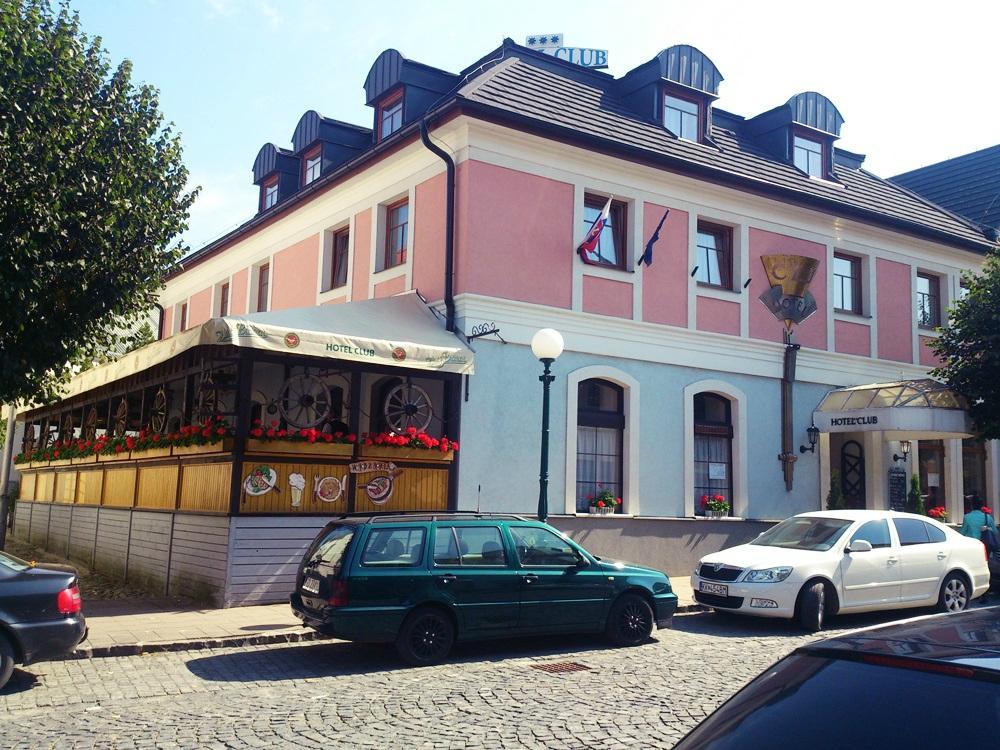 Club Hotel Kezmarok