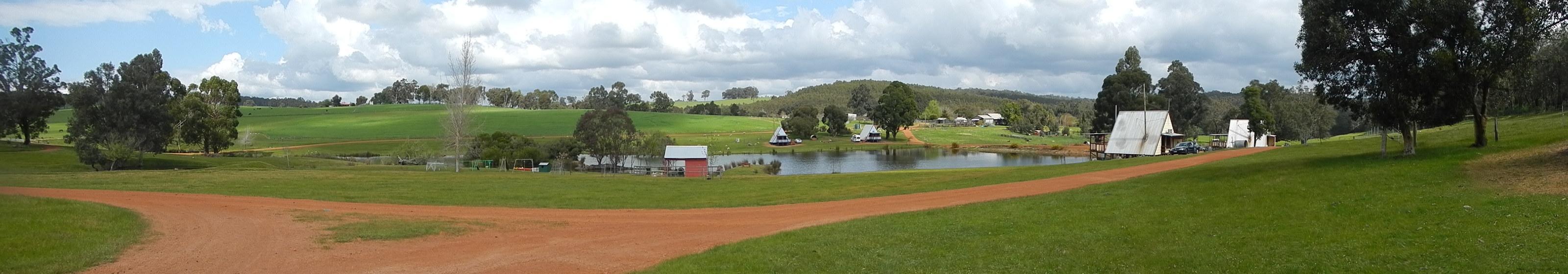 Lucieville Farm Chalets