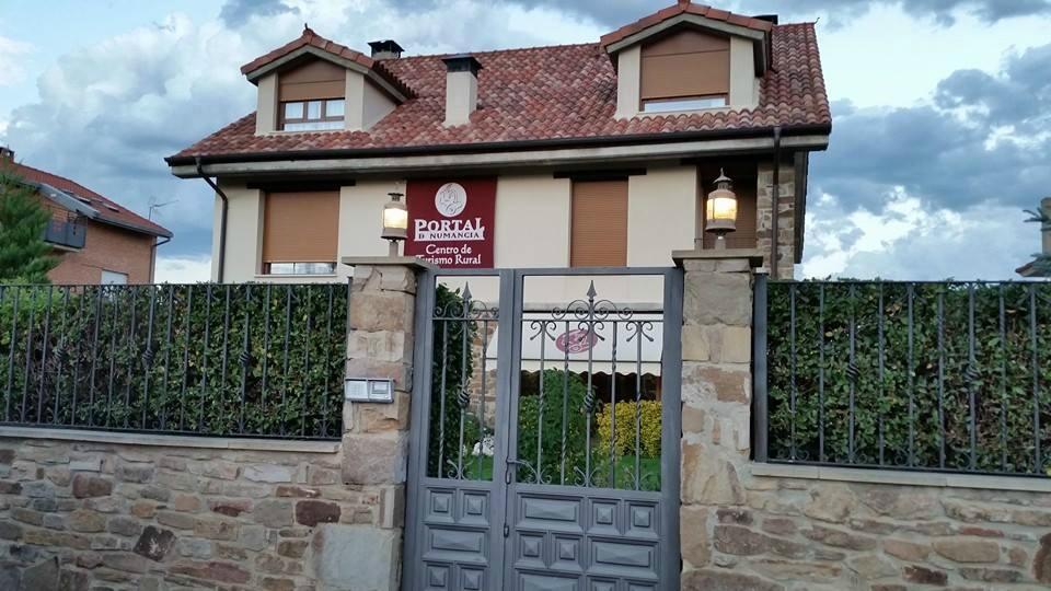 Portal De Numancia
