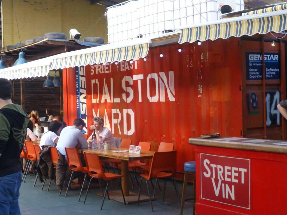 Street Feast Dalston Yard The Top 10