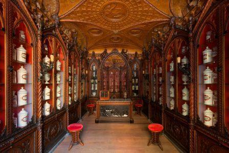 L'Antica Farmacia Mazzolini-Giuseppucci