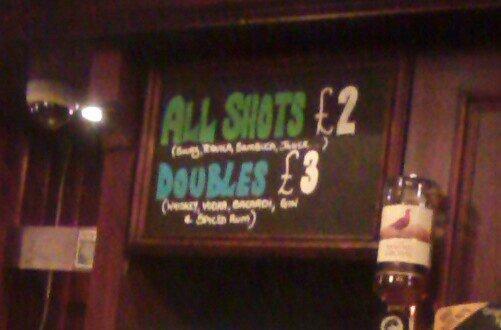 Trader Joes Bar