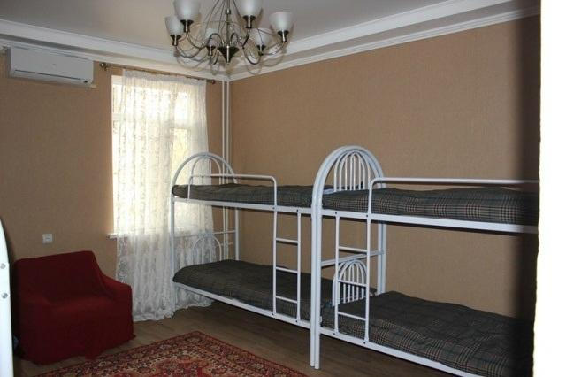 Almaty Central Hostel