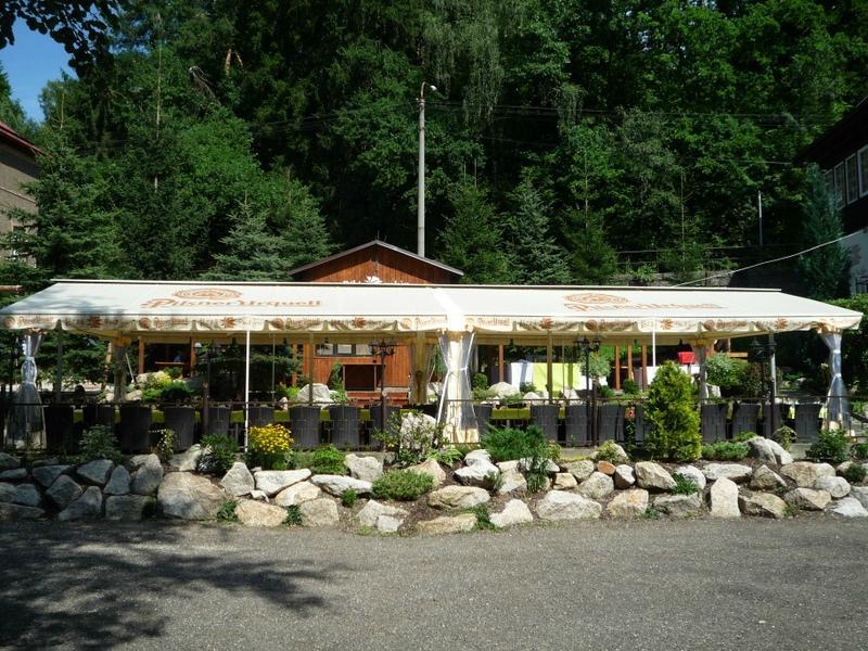 Villa Bily Mlyn