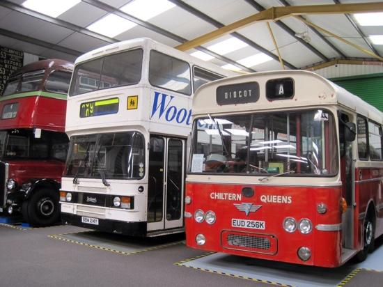 ‪Oxford Bus Museum‬