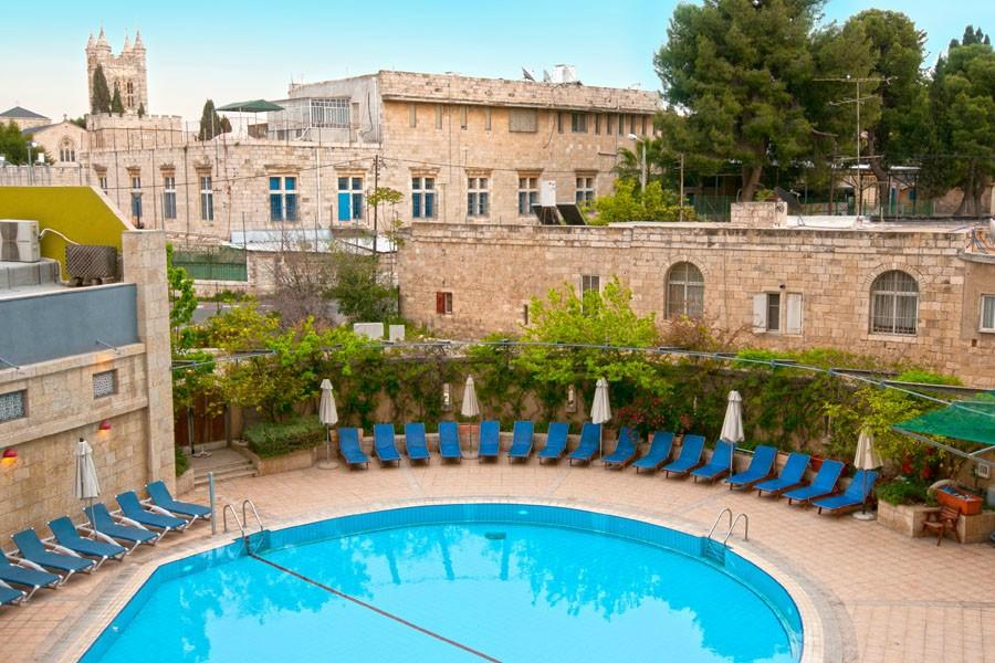 Leonardo Hotel Jerusalem