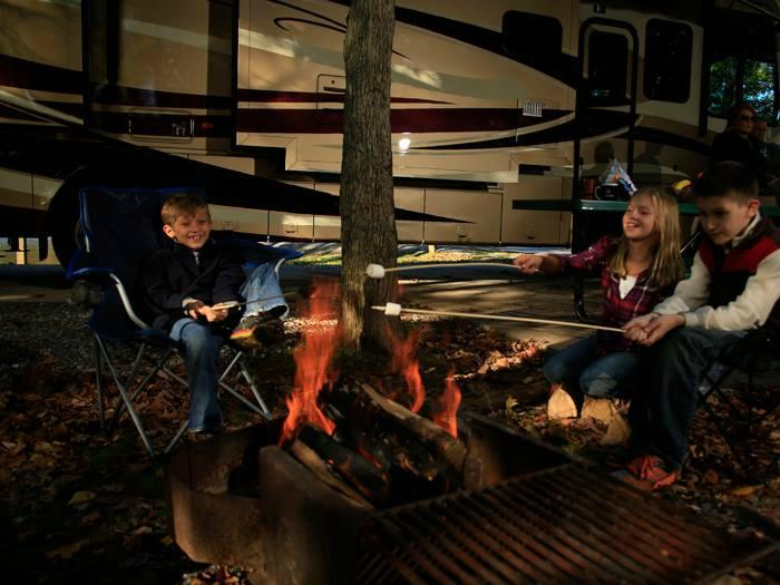 Lake Raystown Resort An Rvc Outdoor Destination Entriken