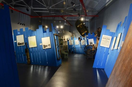 Le Musee de la Batellerie de L'ouest