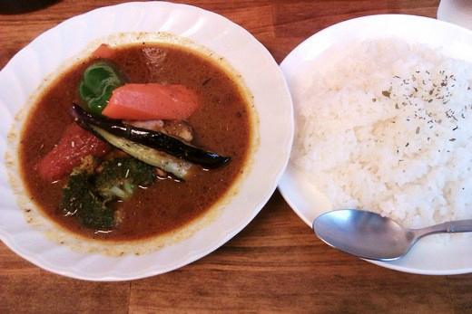 Soup Curry Kamui