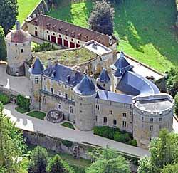 Chateau de Chastellux