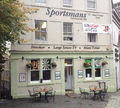 Sportsman Bar
