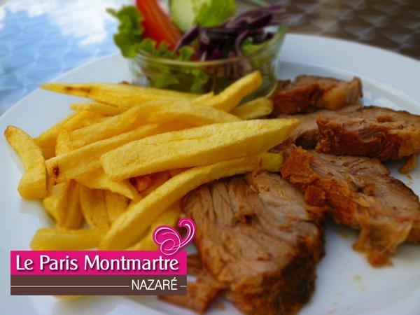 Le paris montmartre nazare restaurant avis num ro de for Le miroir restaurant montmartre