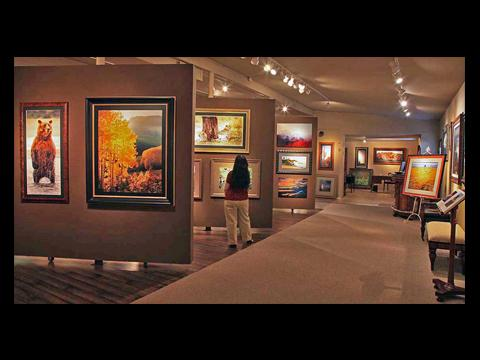 Greg Lawson Galleries - Passion for Place