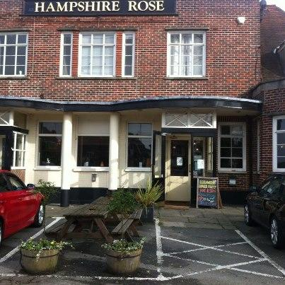 The Hampshire Rose