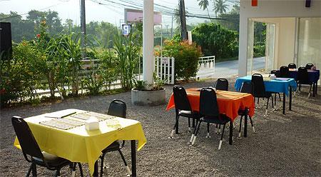 Naya-Garden Restaurant