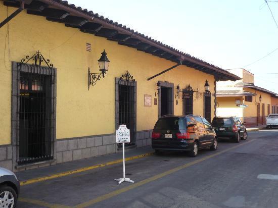 Hotel Posada San Jeronimo